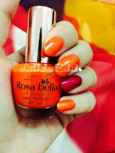 Rosa Bella Nailpolish