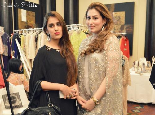 Lakhsha Zahid & Ayesha Ellahi